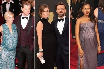 Maternity Dresses at the 2014 Oscars