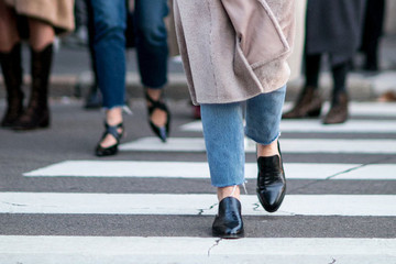 YES: A Shoe Trend That Doesn't Hate Your Feet