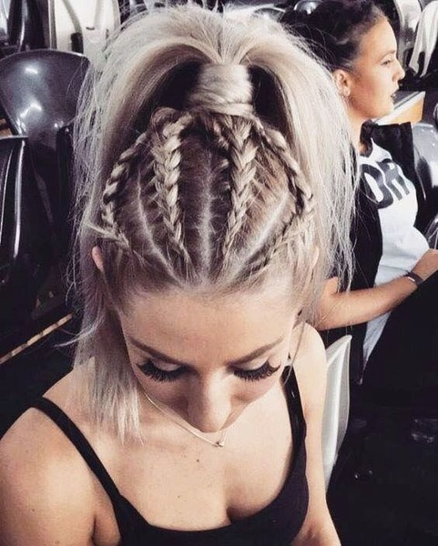 Cornrow Ponytail The Coolest Ponytail Hairstyles Ever Livingly