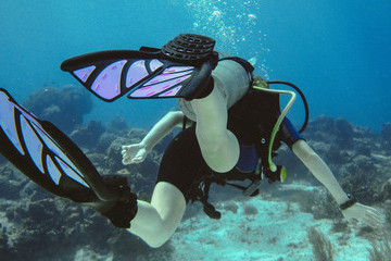 What Scuba Diving Taught Me About Facing Fears