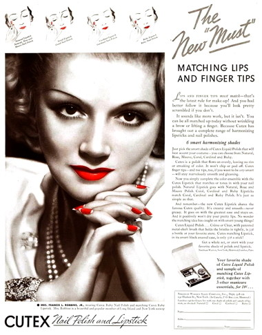 Men Even Had An Opinion About Nail Polish In the 1920s