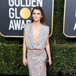 Keri Russell In Monique Lhuillier