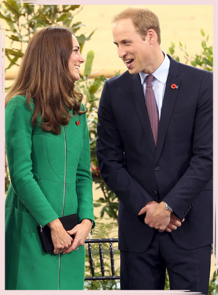 The Cutest Photos Of Prince William And Kate Middleton