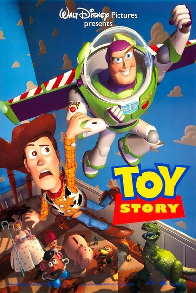 Toy Story (1995, G)