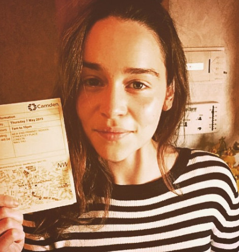 Emilia Clarke - This Is What Your Favorite Celebs Look