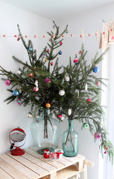 Christmas Tree Clippings