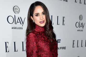 Actress Meghan Markle Tells Us How to Choose a Power Outfit