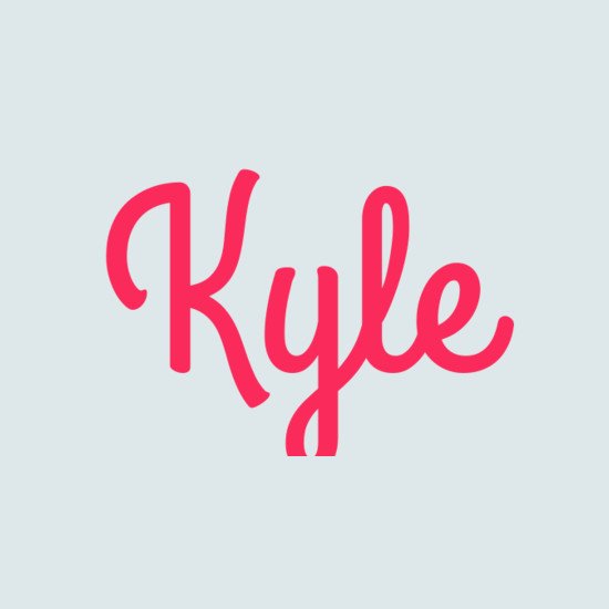 Kyle - Traditional Boys' Names That Are Super Cute for ...