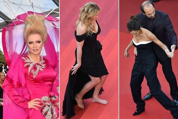 The Most Interesting Red Carpet Moments from the Cannes Film Festival