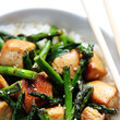 15-Minute Chicken And Asparagus Stir-Fry