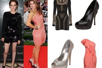 Shop This: Style from the Ladies of 'Twilight'