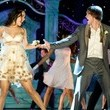 Vanessa Hudgens and Zac Efron in 'High School Musical'