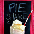IOWA: Pie Shake at Hamburg Inn No. 2 in Iowa City
