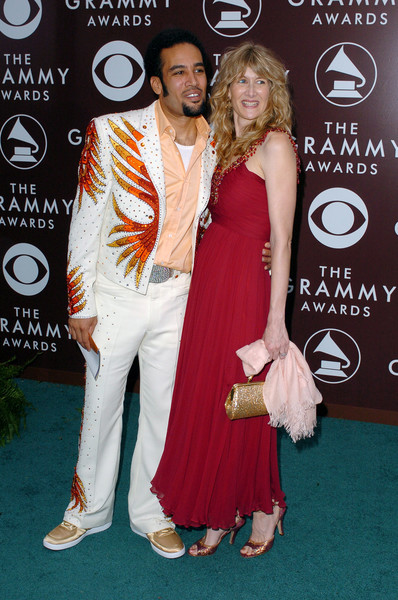Laura Dern And Ben Harper, 2005