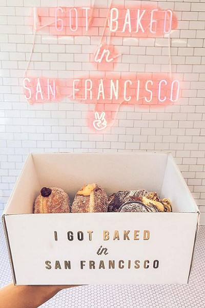 Mr Holmes Bakehouse In San Francisco