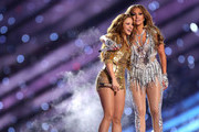 The Best Pictures From J.Lo And Shakira's Super Bowl LIV Halftime Show Performance