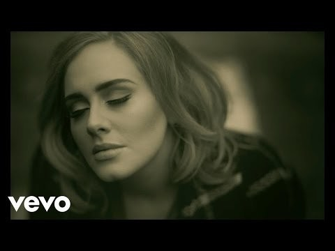 2016: 'Hello' by Adele