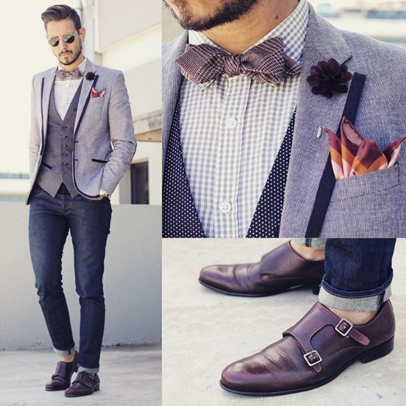 Sergio Of What My Boyfriend Wore Fashion Bloggers You Should Be Stalking On Instagram Livingly