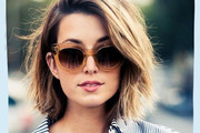 The Most Popular Short Hairstyles on Pinterest