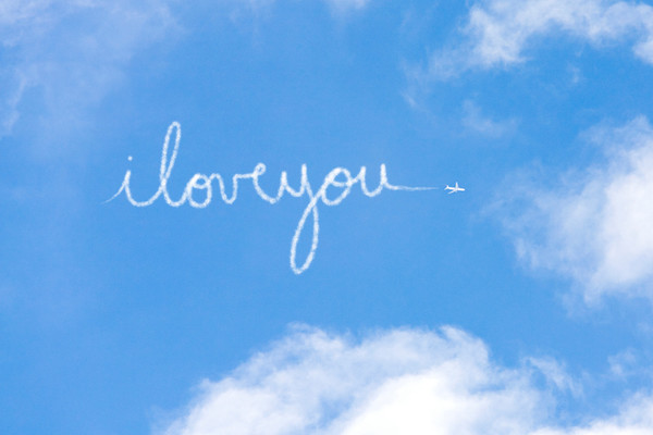 These Three Words: I Love You