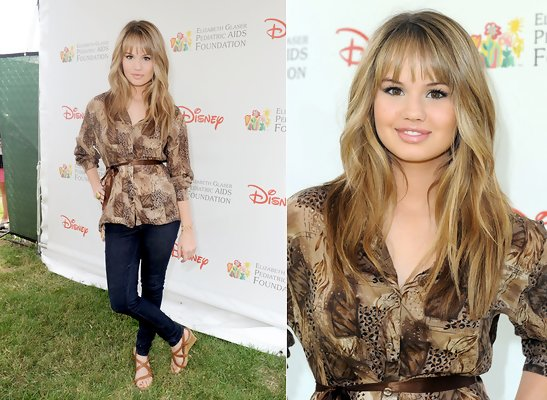 Debby Ryan's Picks for Spring: Shorts, Tights and DIY Tops