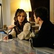 Leighton Meester and Sebastian Stan on 'Gossip Girl'
