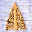Christmas Tree Pastry