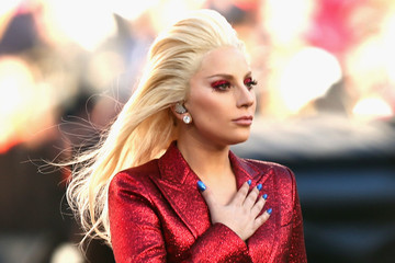 Lady Gaga Nails the National Anthem at the Super Bowl