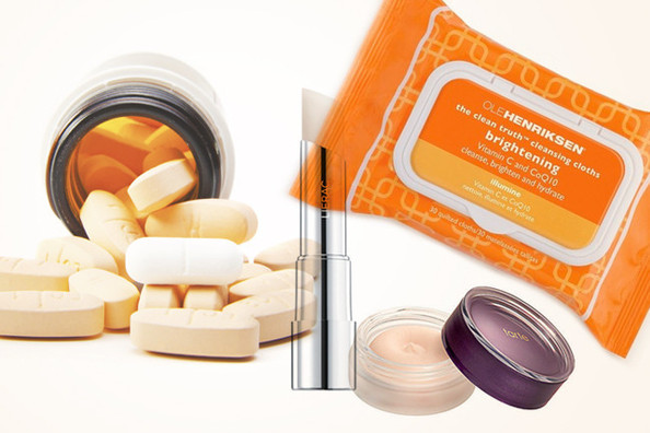 Vitamin-Infused Beauty Products