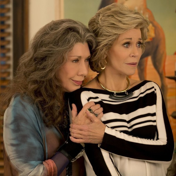 'Grace And Frankie'