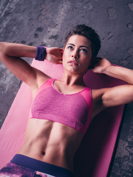 Myth: Crunches Will Give You A Six Pack