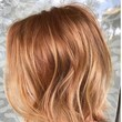 Copper Penny Red Hair