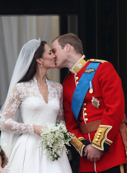 William and Kate's Wedding Anniversary