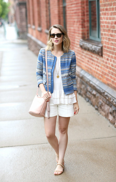 4754fece7674 Statement Jacket and Neutrals - First Date Outfits and Ideas - Livingly