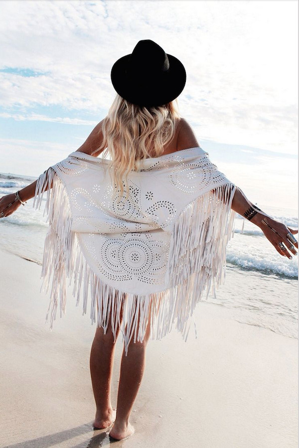 fafdd8151f9 Beach Beauty: 6 Best Bikini Cover-Ups - Outfit Ideas - Livingly