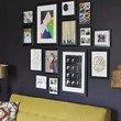 Match Your Frames To The Wall Color