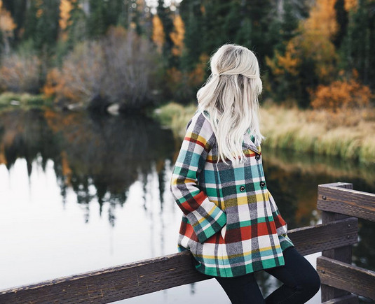 Make Your Plaid Really Pop