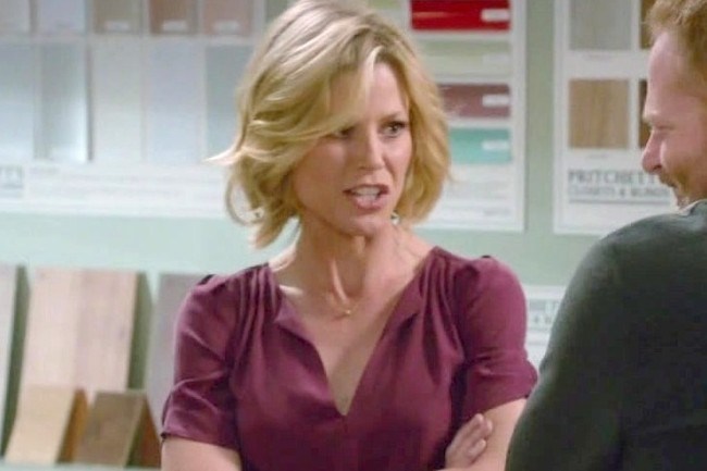 Guess Who Julie Bowen Shares Her Modern Family Working Wardrobe With The Boob Tube Livingly
