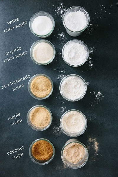 Blend Your Own Sugars