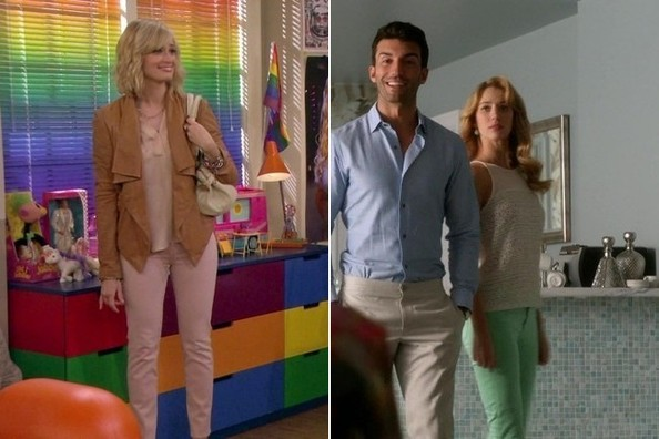 Beth Behrs on '2 Broke Girls' (and Yael Grobglas on 'Jane the Virgin')