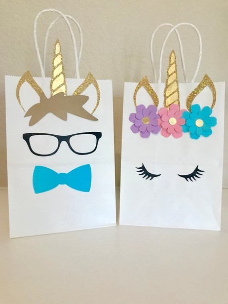 Unicorn Party Favors - Fairytale Party Ideas That Will Transport You