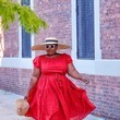 Bold Red Dresses