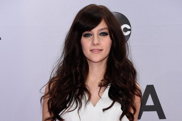 Aubrey Peeples Shows Off Her Edgy Side at the 2014 CMA Awards