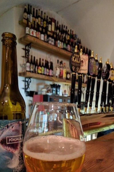 Go To Põrgu Brasserie To Experience Tallinn Through Its Beers