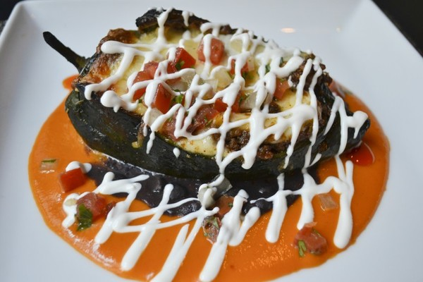 CHILE RELLENO – MERCADITO (Chicago)