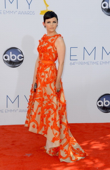 Ginnifer Goodwin 2012 Emmy Awards