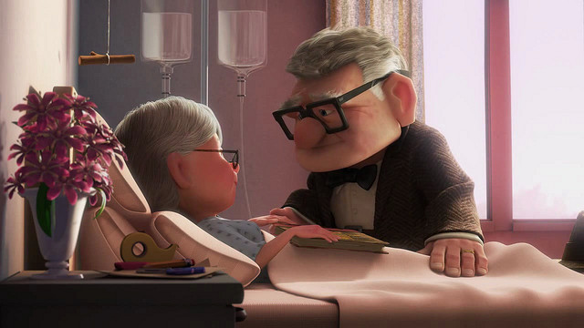 7 Animated Movie Moments That'll Make You Cry Every Time