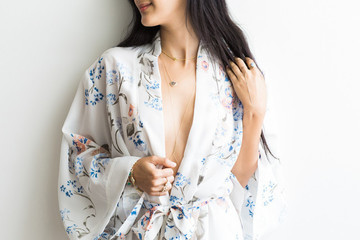 Dreamy Bridal Robes for Getting Wedding Ready