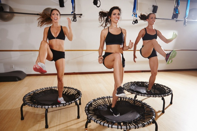 Why You Should Replace Your Treadmill with a Trampoline ...