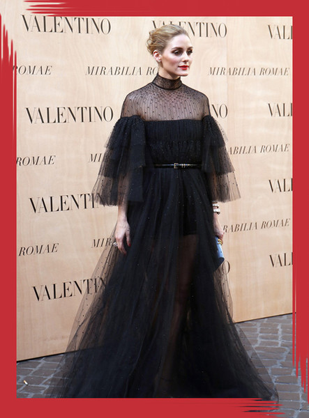 Olivia Palermo's Most Daring Haute Couture Moments